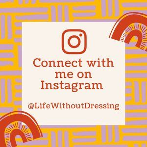 Connect with me on Instagram